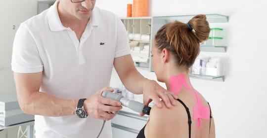 Nackenschmerzen – Hilfe durch Triggerpunktbehandlung